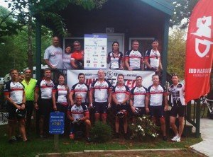 R3 Mid Atlantic Team - 2015 Undefeated Bike Ride